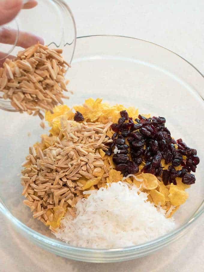 Corn Flake Mixture