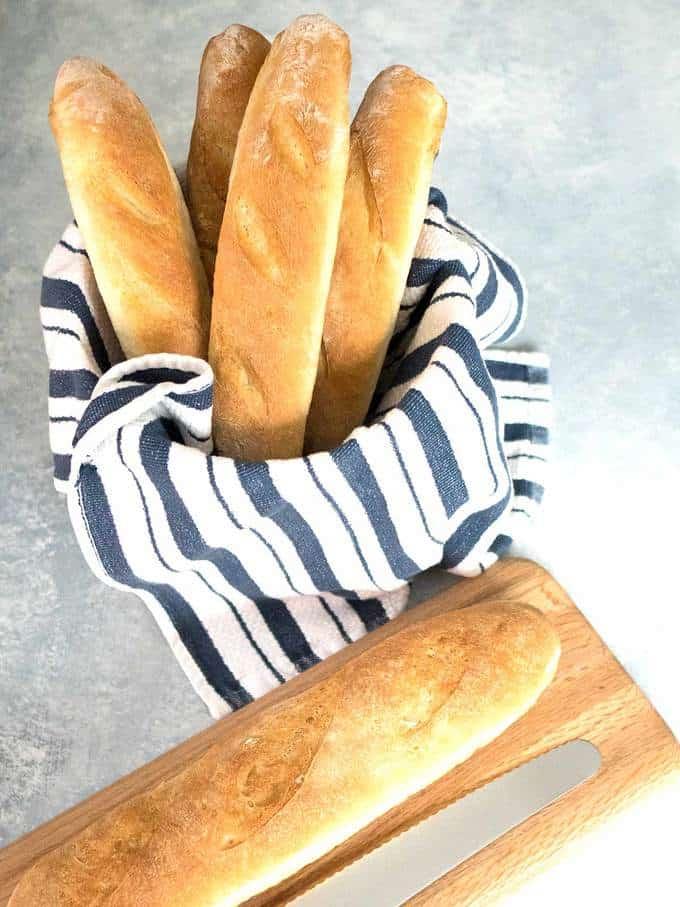 Crusty French Bread