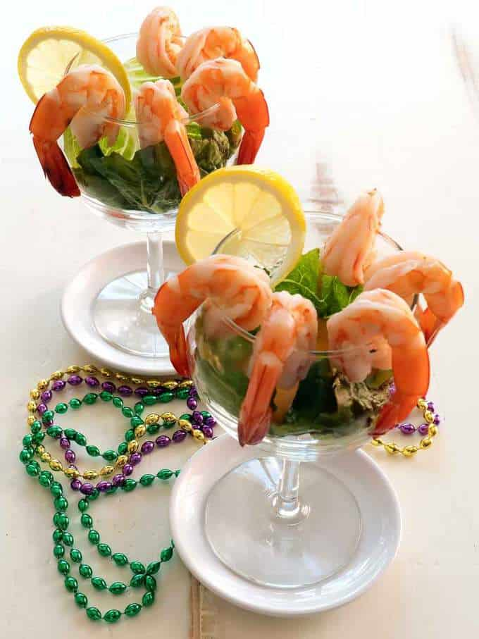 New Orleans Shrimp Remoulade