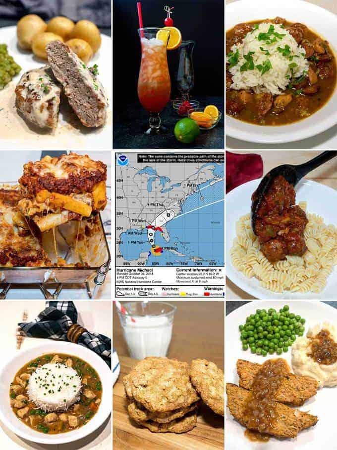 Hurricane Meals