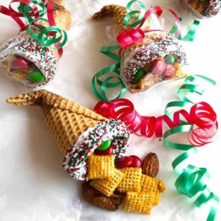 Holiday Cornucopia Treats