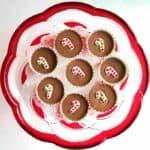 Chocolate Peanut Butter Meltaways