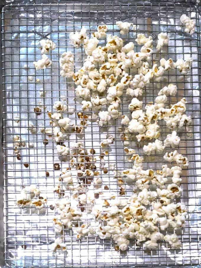 Getting Rid of Unpopped Kernels