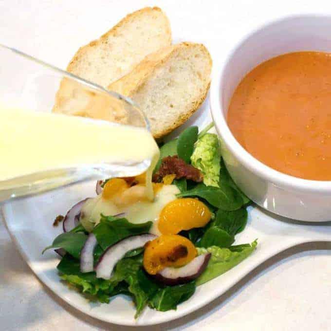 Mardi Gras Salad