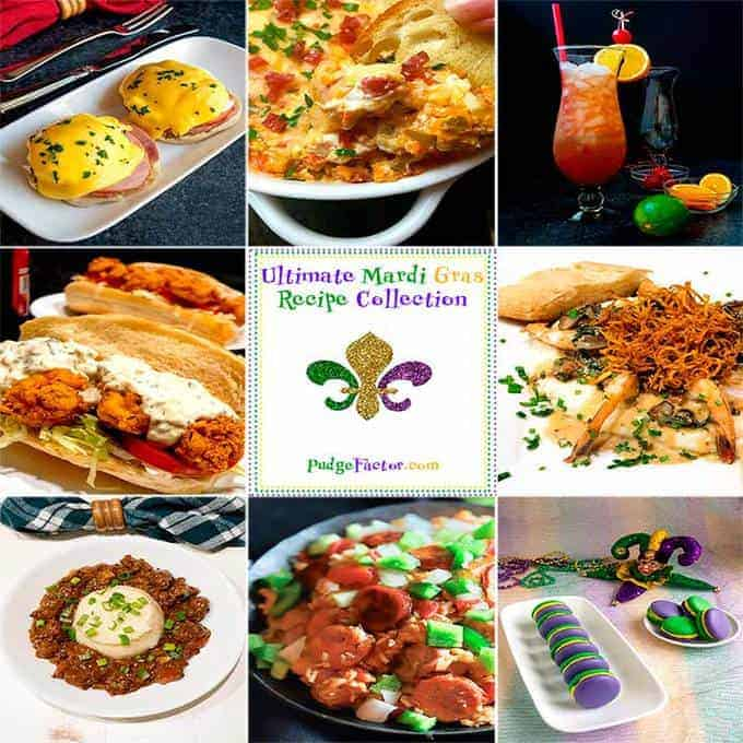 Ultimate Mardi Gras Recipe Collection