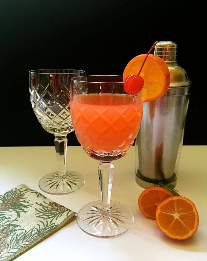 Easy Hurricane Cocktail