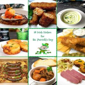 18 Incredible Irish Dishes for St. Patrick's Day