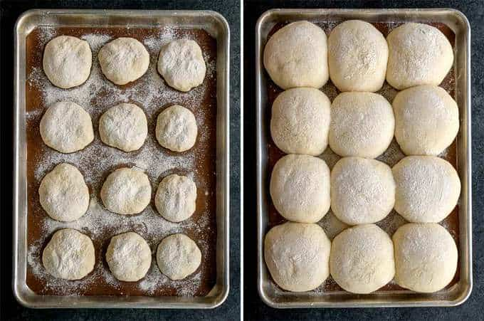 Pre and Post Rise for the Waterford Blaa