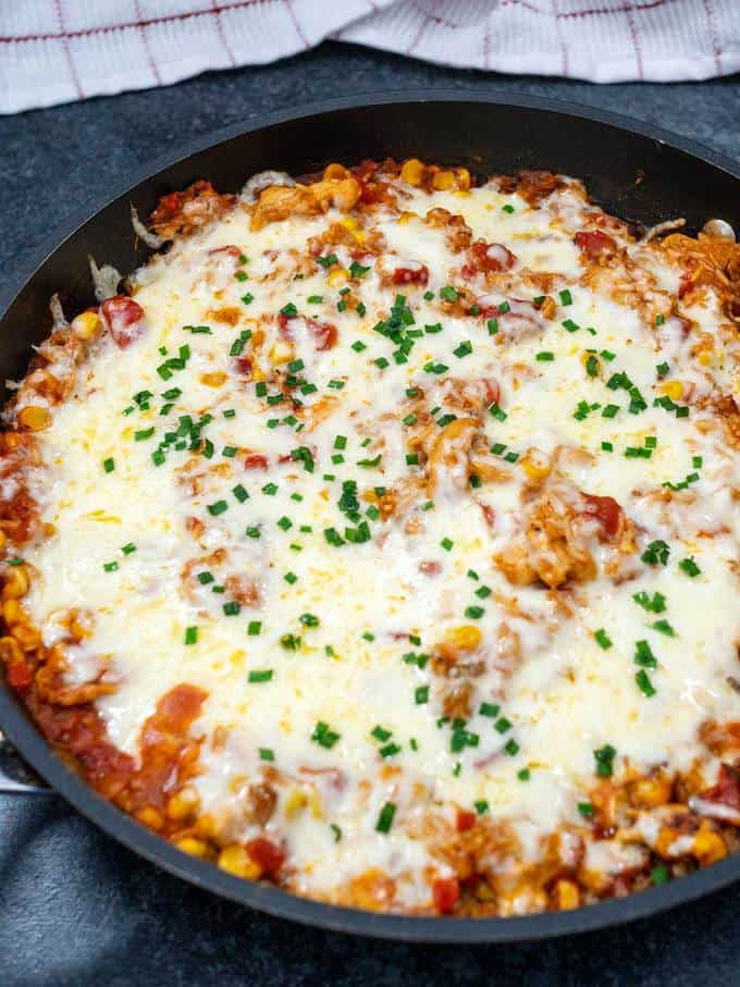 Ready to Serve Mexican Rice Casserole