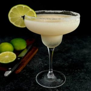 Ultimate Frozen Margarita