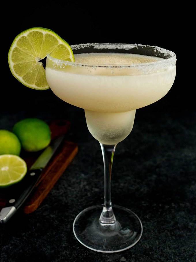 Ultimate Frozen Margarita