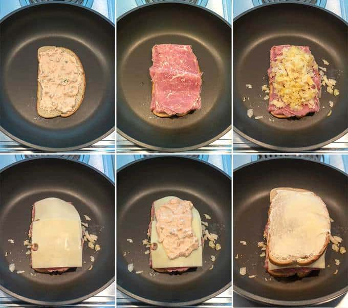 Building the Ultimate Reuben