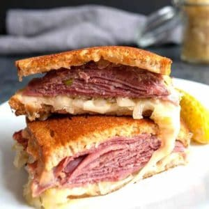 Ultimate Reuben