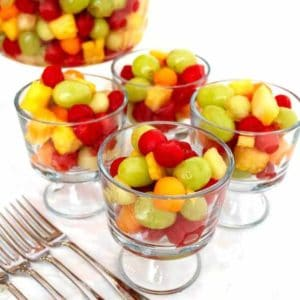 Grandé Fruit Bowl