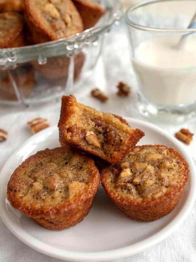 Pecan Pie Mini-Muffins