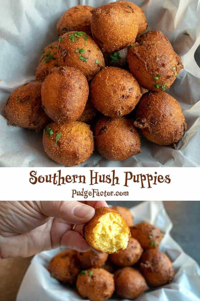 Southern Hush Puppies The Pudge Factor
