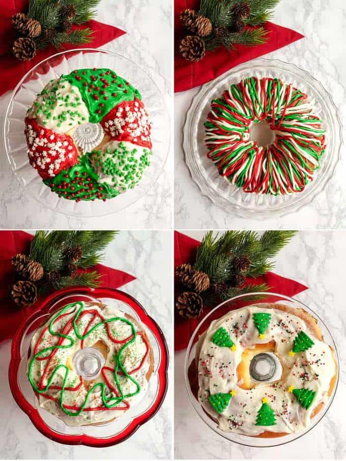 Chris Kringle Cakes