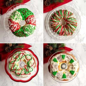 "Featured ""Chris"" Kringle Cakes"