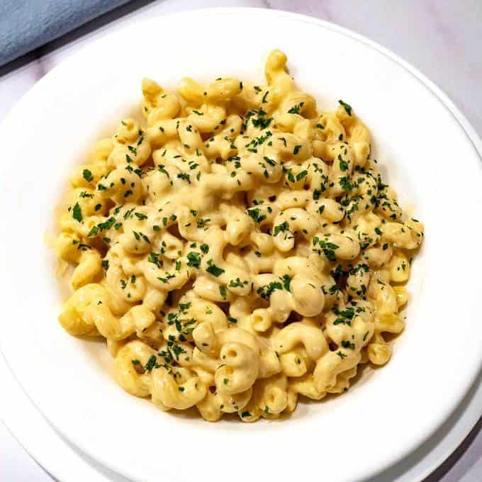 Susan's Easy Stovetop Mac & Cheese