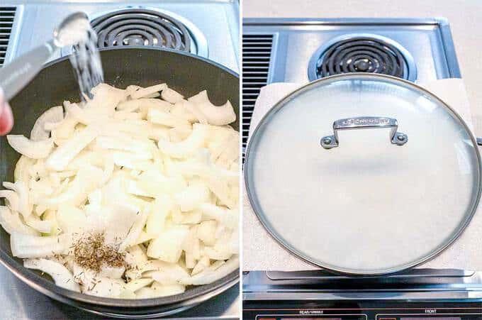 Cooking the Vidalia Onion