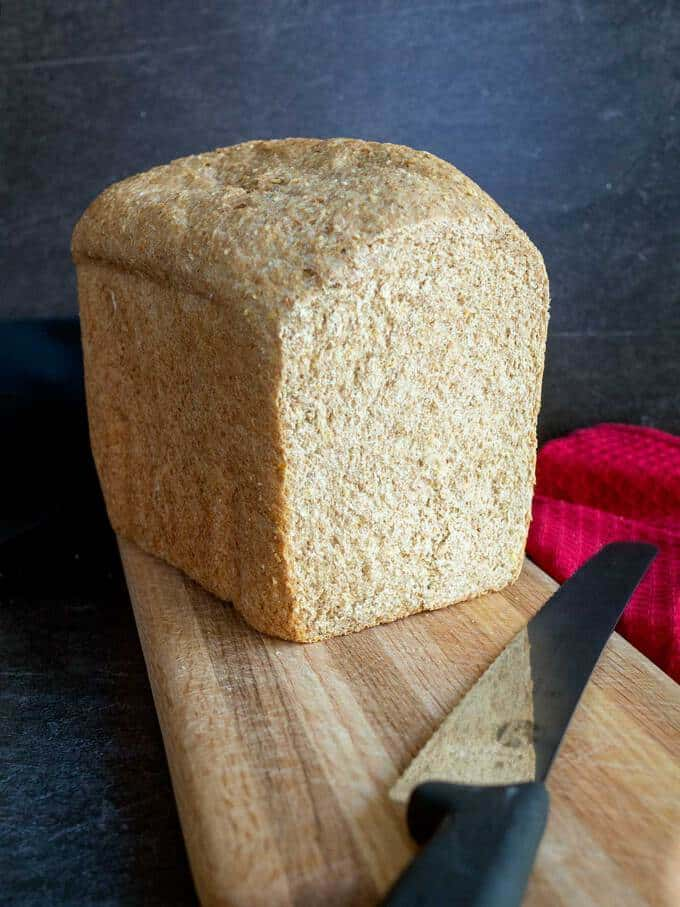 10-Grain Whole Whet Bread