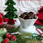 Chocolate Covered Roasted Pecans