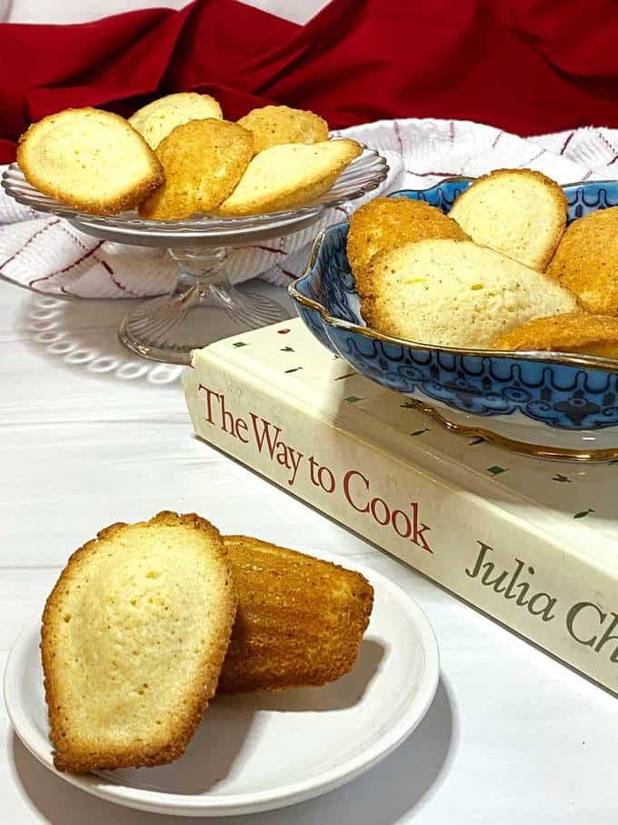 Julia Child's Madeleines