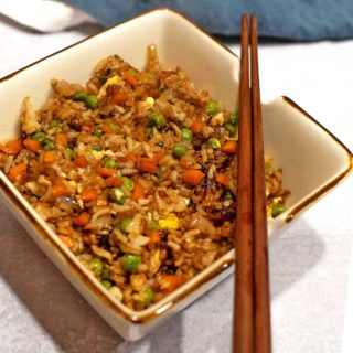 Featured fried rice