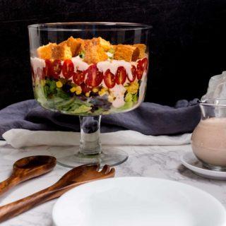 Tex-Mex Layered Salad