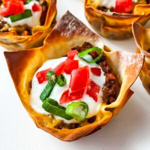 Tasty Taco Cups