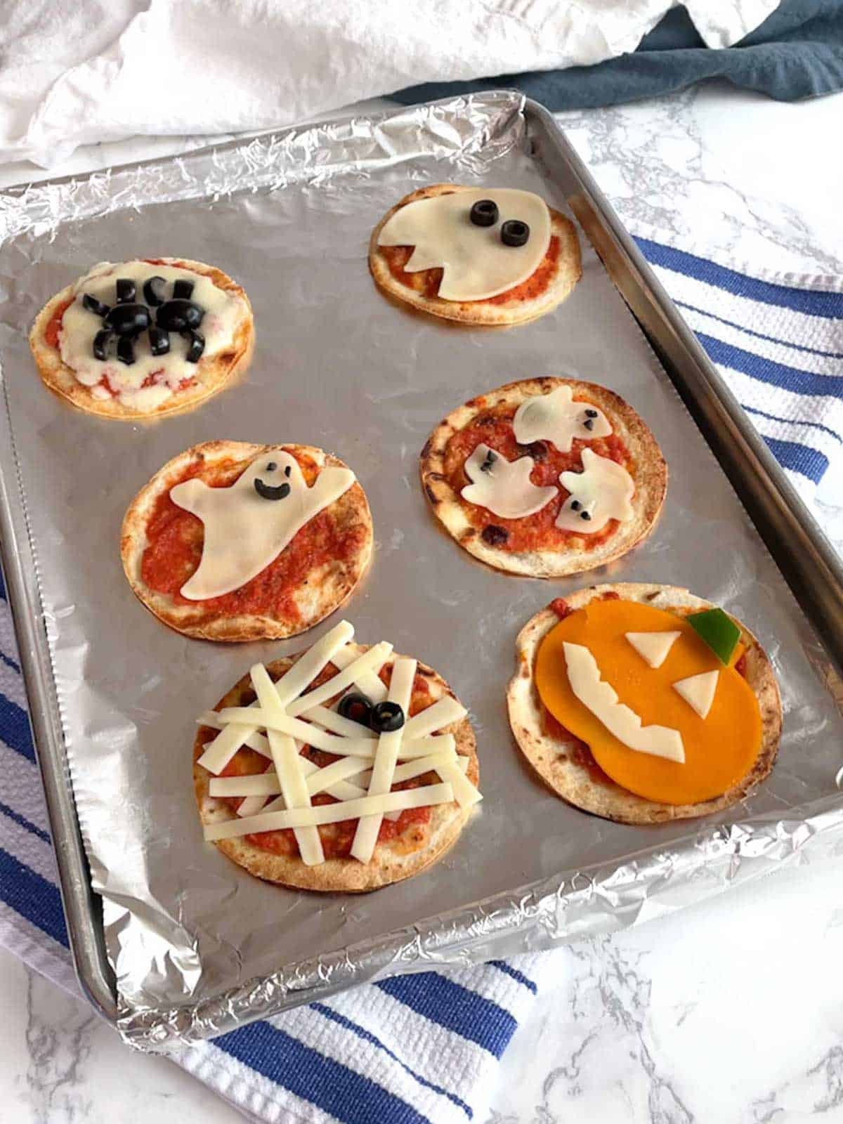 Pizza Toppings Added